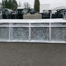Mesh & Non-Mesh Driveway Gates (Stocked Product)