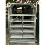 Medium Duty Galvanized Frame Gate 5′ (Stocked Product), $179
