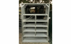 Medium Duty Galvanized Frame Gate 5′ (Stocked Product), $179