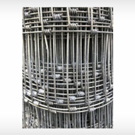 Woven No Climb Fence 6′ x 100′ (Stocked Product), $179