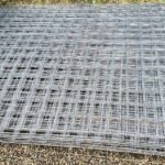 Moose Protection 6by6″ Gap Welded Mesh Panel 7.5′ x 10′ ($32) and 4′ x 8′ ($25), (Stocked Products)
