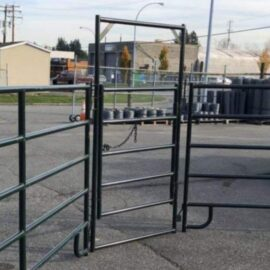 Medium Duty 4′ Frame Gate (Stocked Product), $145