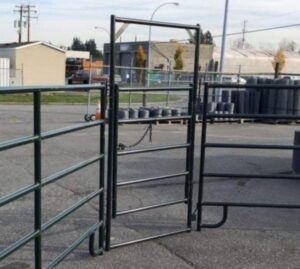 Medium Duty 4′ Frame Gate (Stocked Product), $169