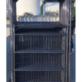 Mesh Frame Gate 4′ $109, (Stocked Product)