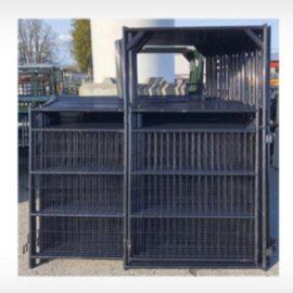 7′ Sheep & Goat Mesh Panel Gate (Stocked Product), $139