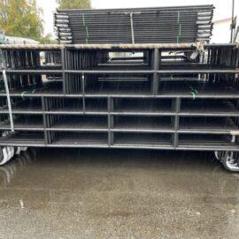 Medium / Heavy Duty 12′ x 5.5′ Ultra Panels (Stocked Product), $229