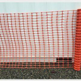 High Visibility Orange Plastic Safety Fence 4′ x 100′ (Stocked Product), $44.95