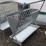 Sheep & Goat Feeder with Roof (Stocked Product), $429