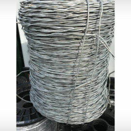 Barbless Double Strand Wire (Ordered Product), $79