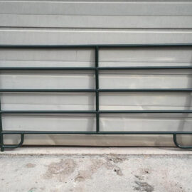 Medium Duty Powder Coated Panel 11'7″ x 5′, $139  (Stocked Product)