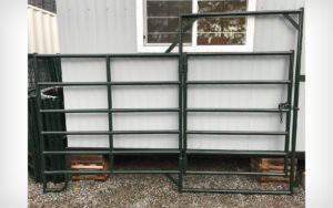 Medium Duty Walkthrough Panel Gate (Stocked Product), $199