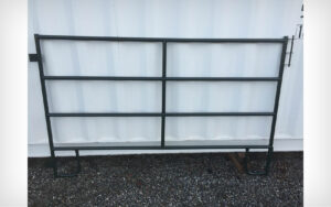 Light Duty 7′ x 53″ Panel (Stocked Product), $59
