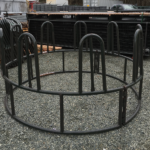 Round Bale Feeder (Stocked Product), $299