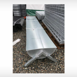 Galvanized Trough (Stocked Product), $129