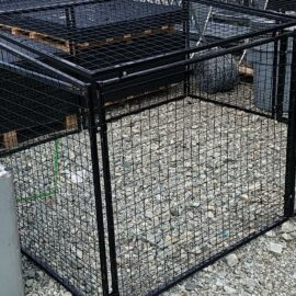 Chicken Run/Animal Kennel 7′ x 8′ x 4′ (Stocked Product), $399