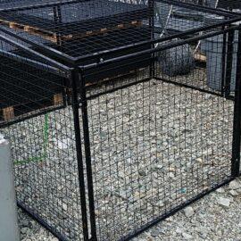 Chicken Run/Animal Kennel 7′ x 8′ x 4′ (Stocked Product), $449