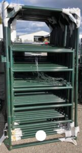 Light Duty 4′ Frame Gate (Stocked Product), $109