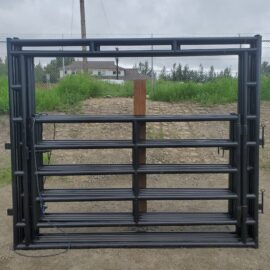 """Extra Heavy Duty 9.5′ x 7'10"""" Ride / Walkthrough Gate (Out of Stock), $299"""