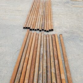 Heavy Duty 2 7/8″, 3.5″ & 4.5″ Steel Pipe (Stocked Products)